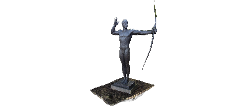 Statues – Computer Graphics and Geometry Laboratory